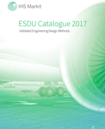 Cover of the ESDU Catalogue 2017